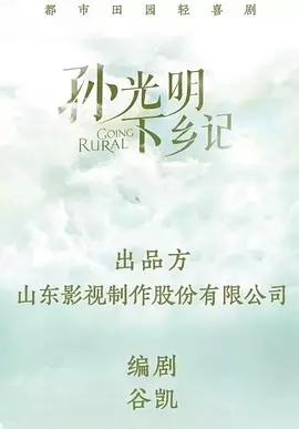 孙光明下乡记海报