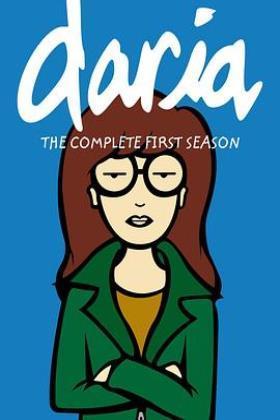拽妹黛薇儿第一季海报