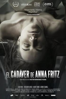 安娜弗里茨的尸体海报