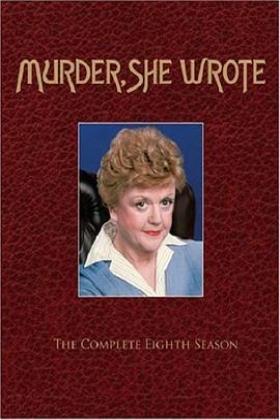 女作家与谋杀案第八季海报