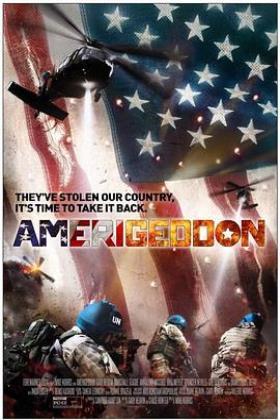 美国迦顿海报