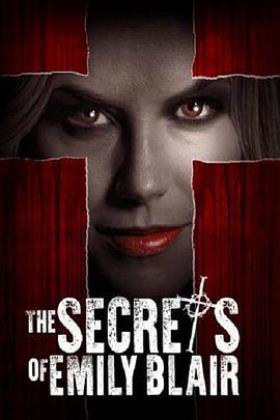 艾米丽·布莱尔的秘密海报