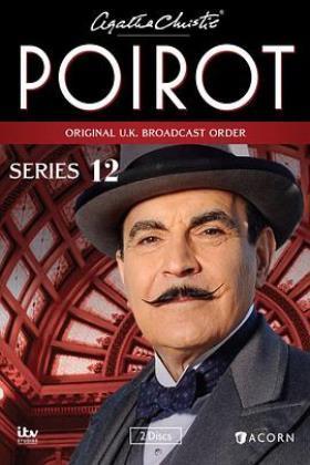 大侦探波洛第十二季海报