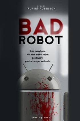 坏机器人海报