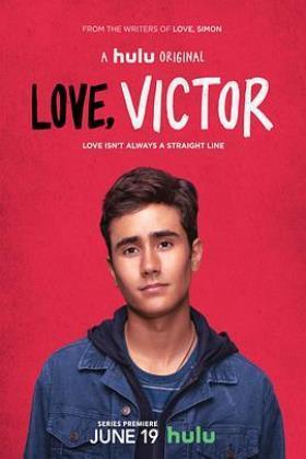 爱你,维克托海报