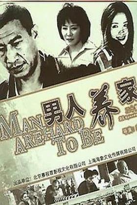 男人养家海报