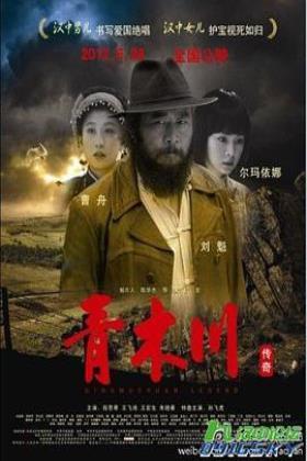 青木川传奇海报