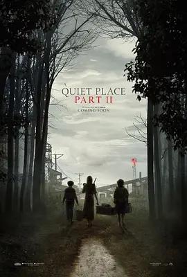 寂静之地2海报