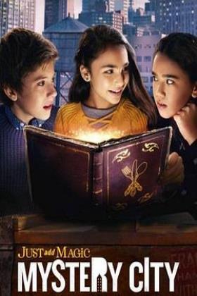 添加魔法:神秘之城第一季海报