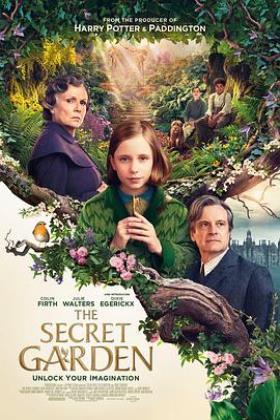 秘密花园2020海报