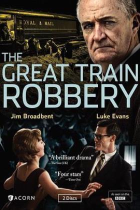 火车大劫案2013海报