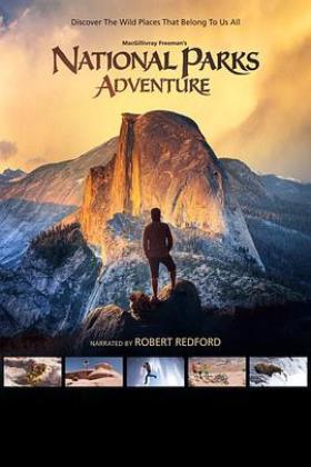 狂野之美:国家公园探险海报