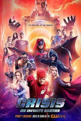 CW无限地球危机海报