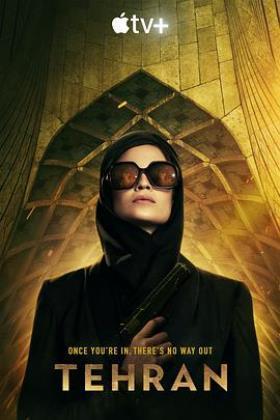 德黑兰第一季海报