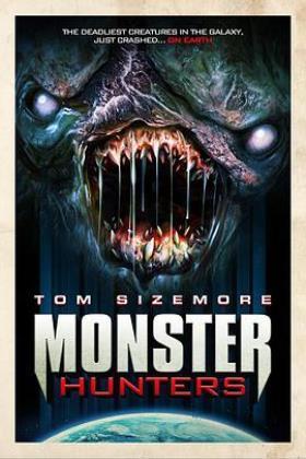 怪物狩猎者海报