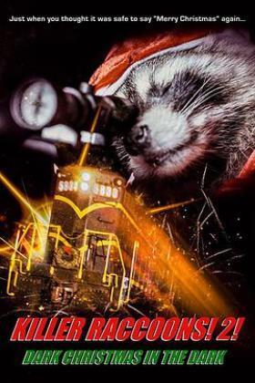 浣熊杀手:黑暗圣诞节海报