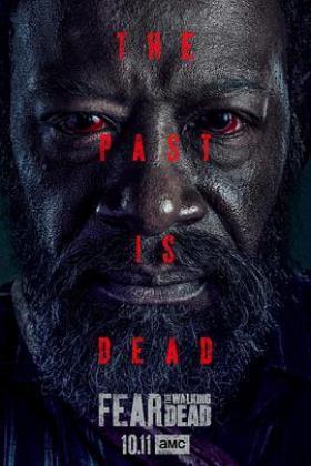 行尸之惧第六季海报