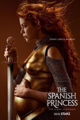 西班牙公主第二季海报