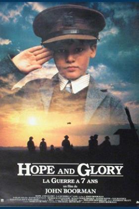 希望与荣耀海报