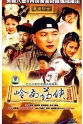 岭南药侠海报