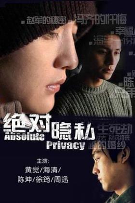 绝对隐私海报