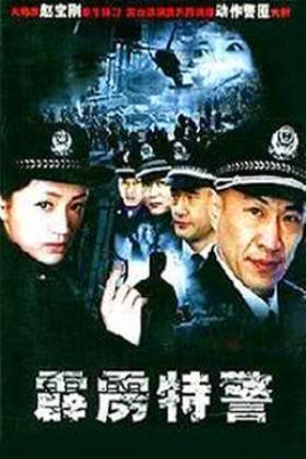 霹雳特警海报