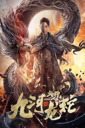 九河龙蛇海报