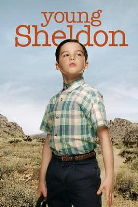 小谢尔顿第四季海报