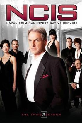 海军罪案调查处第三季海报