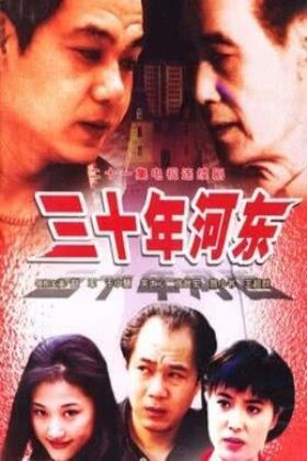 三十年河东海报
