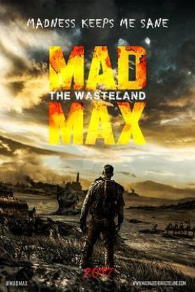疯狂的麦克斯5:废土海报