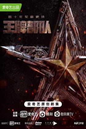 英雄岁月之王牌部队海报