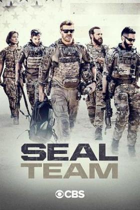 海豹突击队第四季海报
