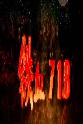铁血718海报