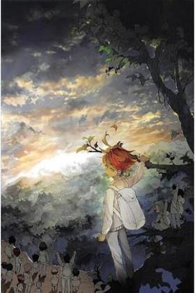 约定的梦幻岛第二季海报
