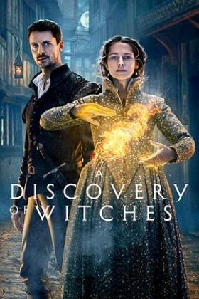 发现女巫第二季海报