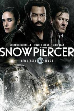 雪国列车(剧版)第二季海报