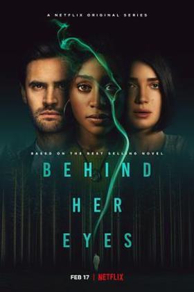 她的双眼背后海报