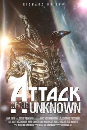 无名者的攻击海报