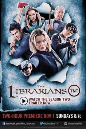 图书馆员第二季海报