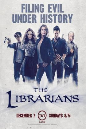 图书馆员第三季海报