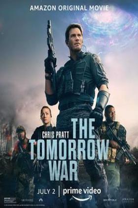 明日之战海报