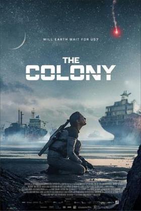 殖民地海报