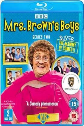 布朗夫人的儿子们第二季海报