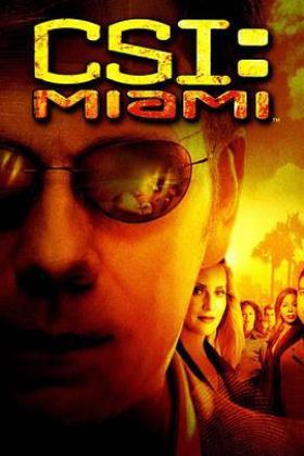犯罪现场调查:迈阿密第二季海报