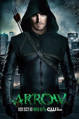 绿箭侠第一季海报