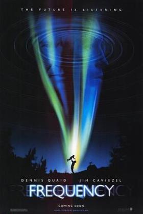 黑洞频率海报