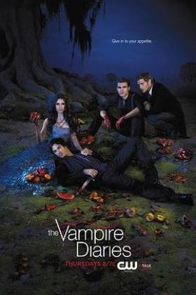 吸血鬼日记第三季海报