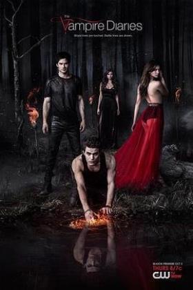 吸血鬼日记第五季海报
