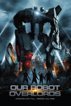 机器人帝国海报
